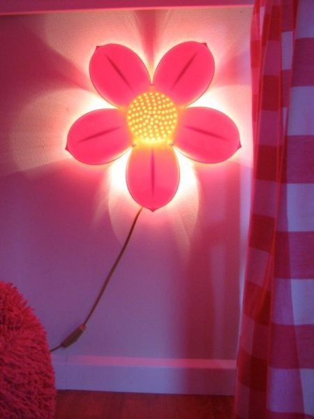 Wall light flower ikea ro pinterest ikea wall lights flower wall light flower ikea aloadofball Images