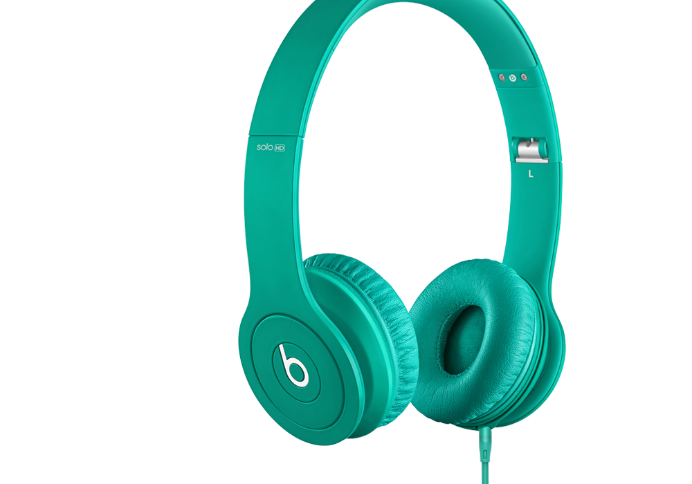 Matte Teal, Solo Beats by Dre #NotABox and #UPSHappy