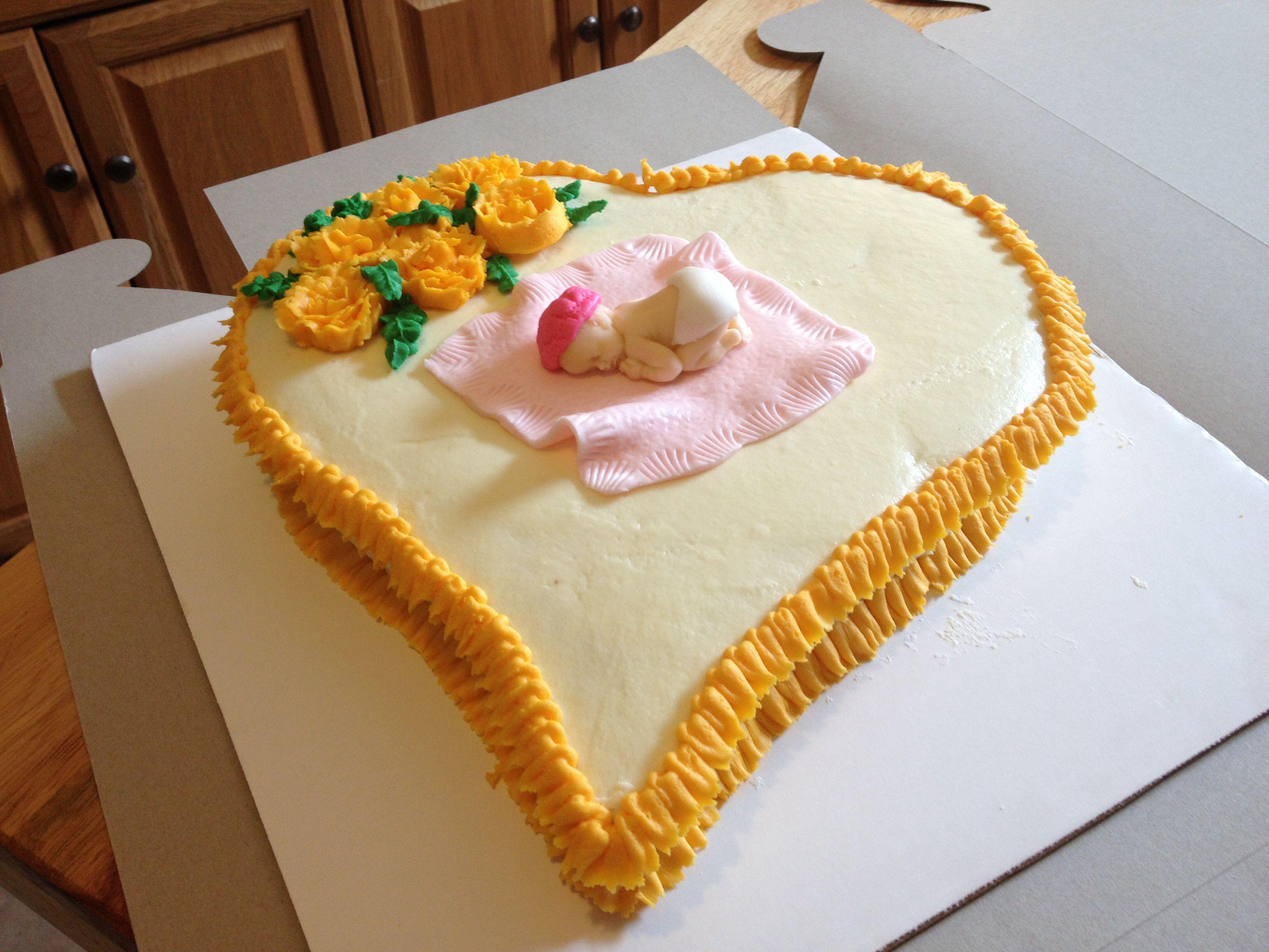 Larilyns baby Cake