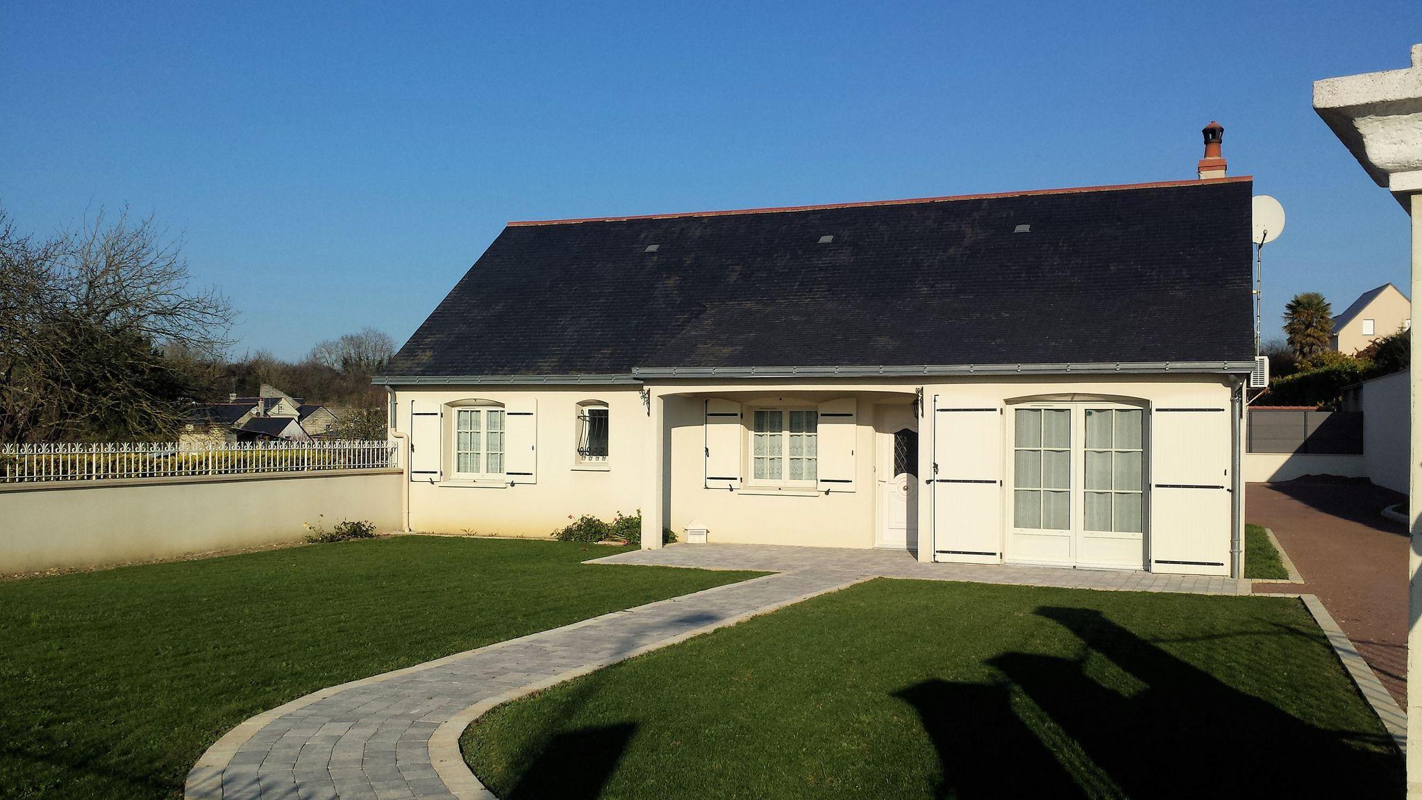 Maison à vendre Parnay - 179.000€FAI | Perspective, Cave and Cuisine