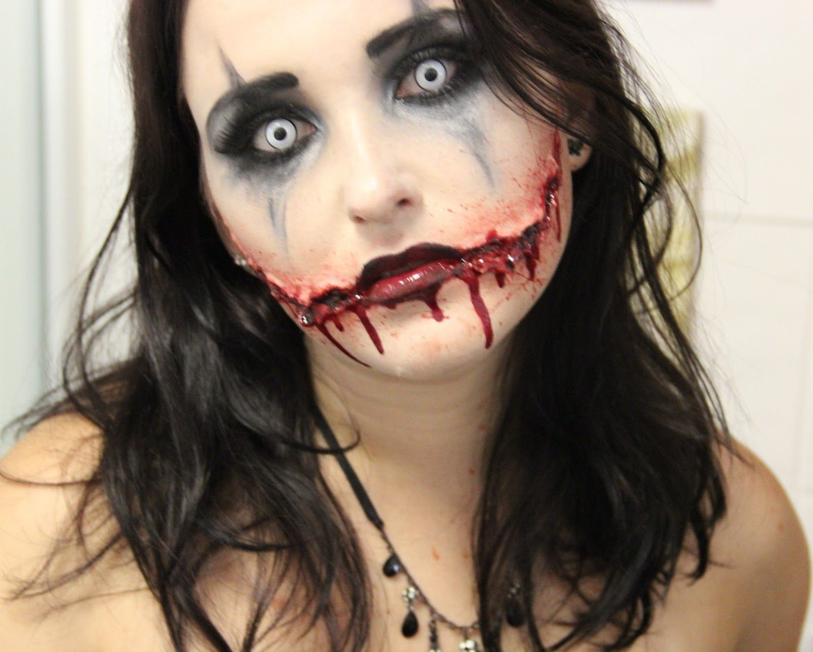 Scary Girl Clown Makeup  So I M Sure We Ve All Been Scared Of Clowns At