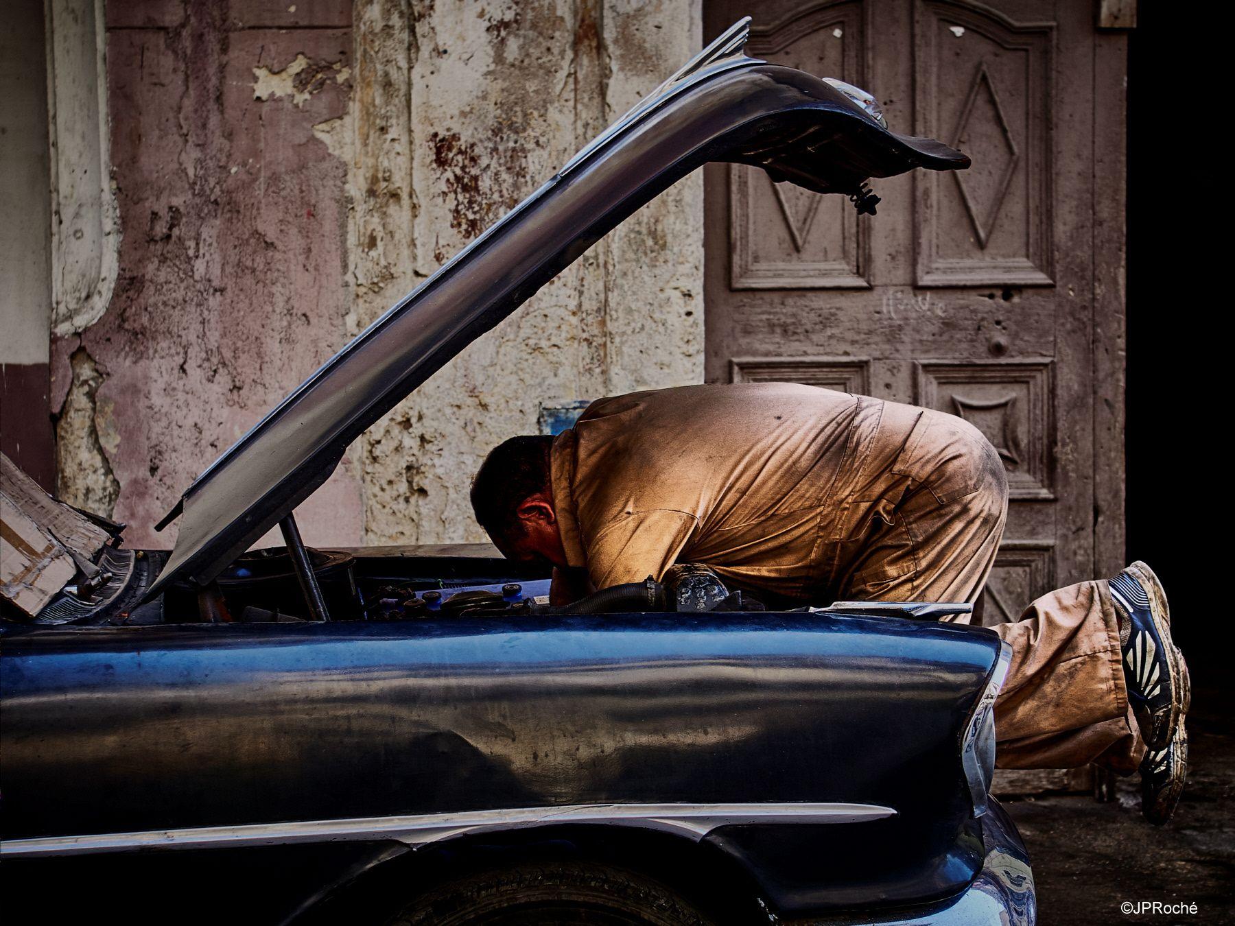 Mechanics - null - All About Cuba http://www.Cuba-Junky.com