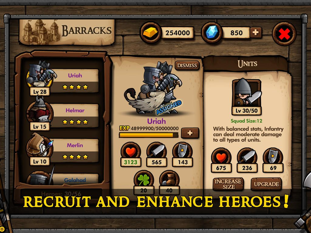 mini warriors mod apk 2018