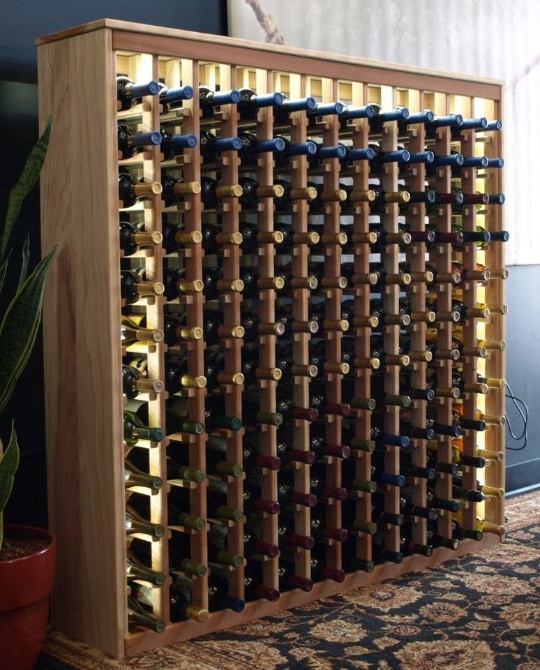 35 Best Modern Wine Cellar Ideas