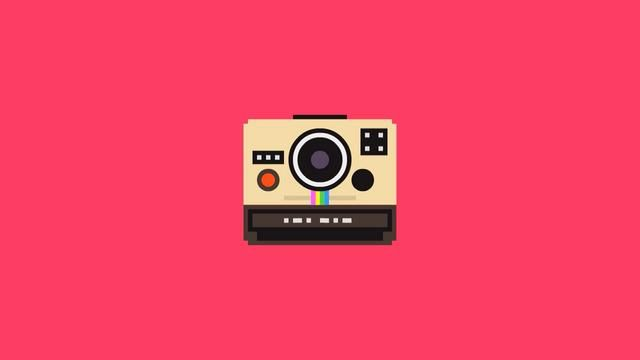 The Camera Collection : an awesome minute long animation on cameras by Antonio Vicentini
