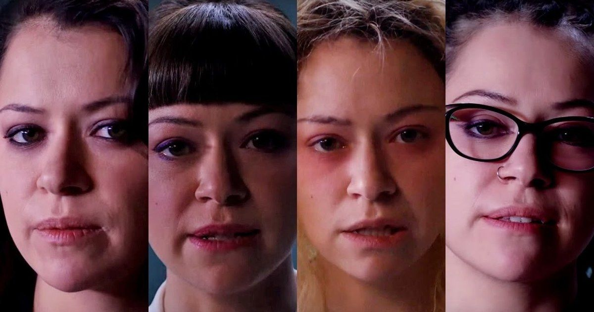Orphan Black Final Season Trailer Unites the Clone Sisterhood -- Tatiana Maslany returns to portray the entire clone sisterhood as they fight for their freedom in the first trailer for Orphan Black Season 5. -- http://tvweb.com/orphan-black-season-5-trailer/