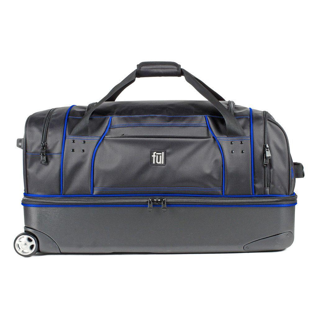 Ful FUL Workhorse Rolling Duffel Bag  d1c1d3c748ccd