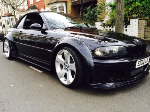 Bmw e46 m3 convertible heavily modified low mileage full bmw e46 m3 convertible heavily modified low mileage full service history voltagebd Image collections