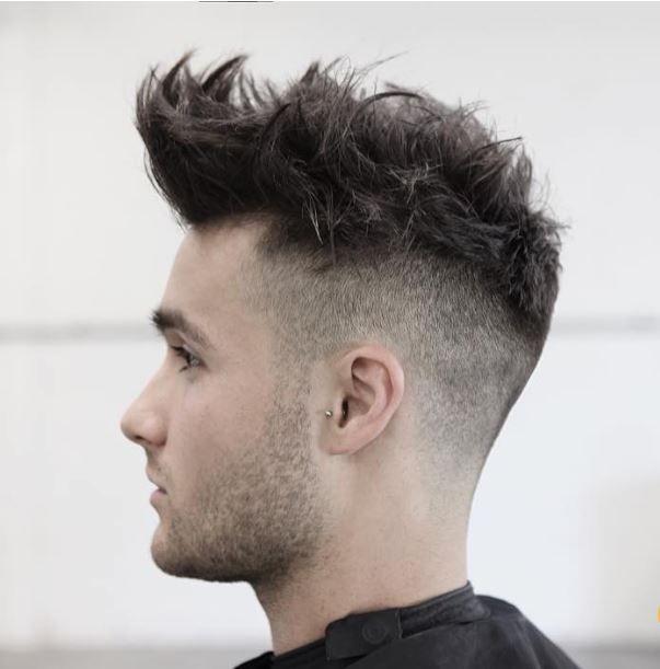 50 Μοντέρνα ανδρικά κουρέματα! | Pinterest | High fade and Haircut ...