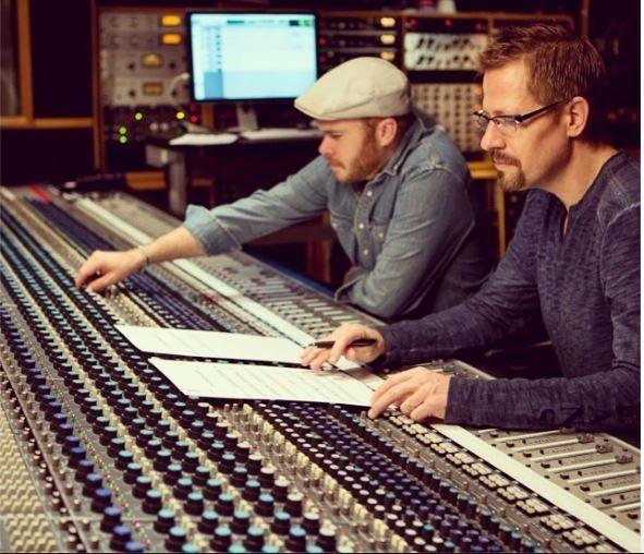Sensory Overload Professional Music Studiou0027s giant mixing board - studio recording engineer sample resume