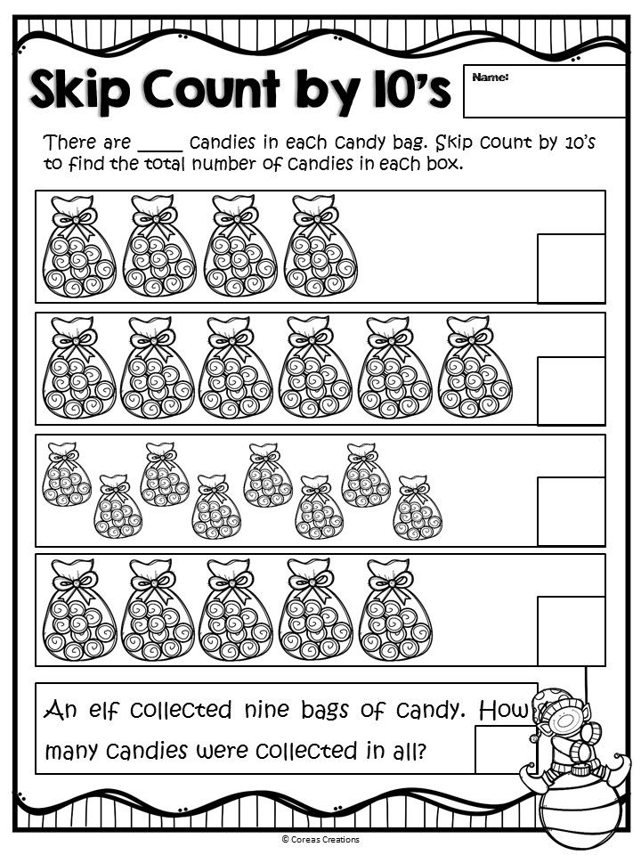 Pin By Coreas Creations On Holiday Lessons Holiday Lessons Skip Counting Christmas Math