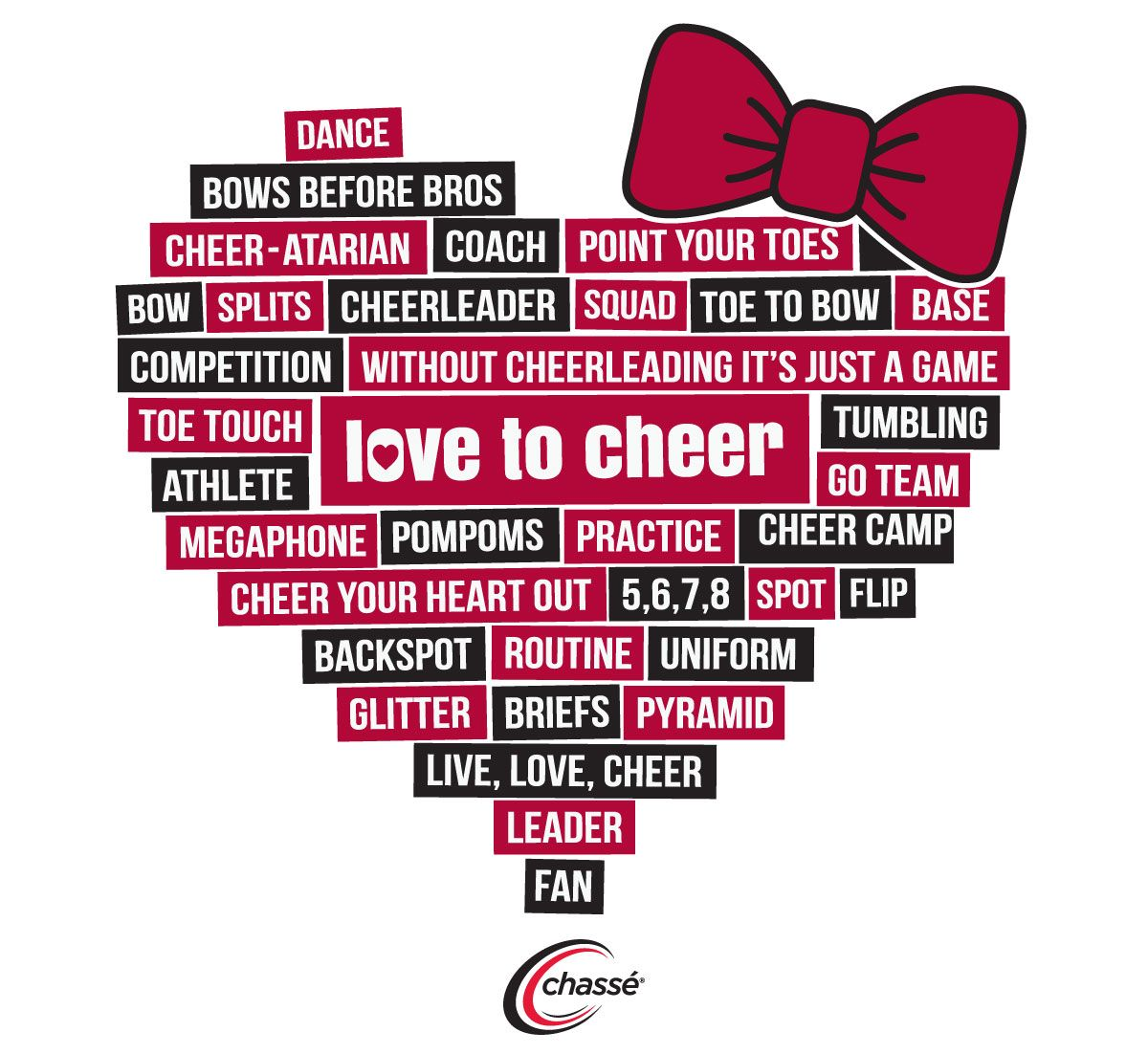 0bae7ca238c3 Cheering is my heart! Available in both tee and tank. #cheerleading ...