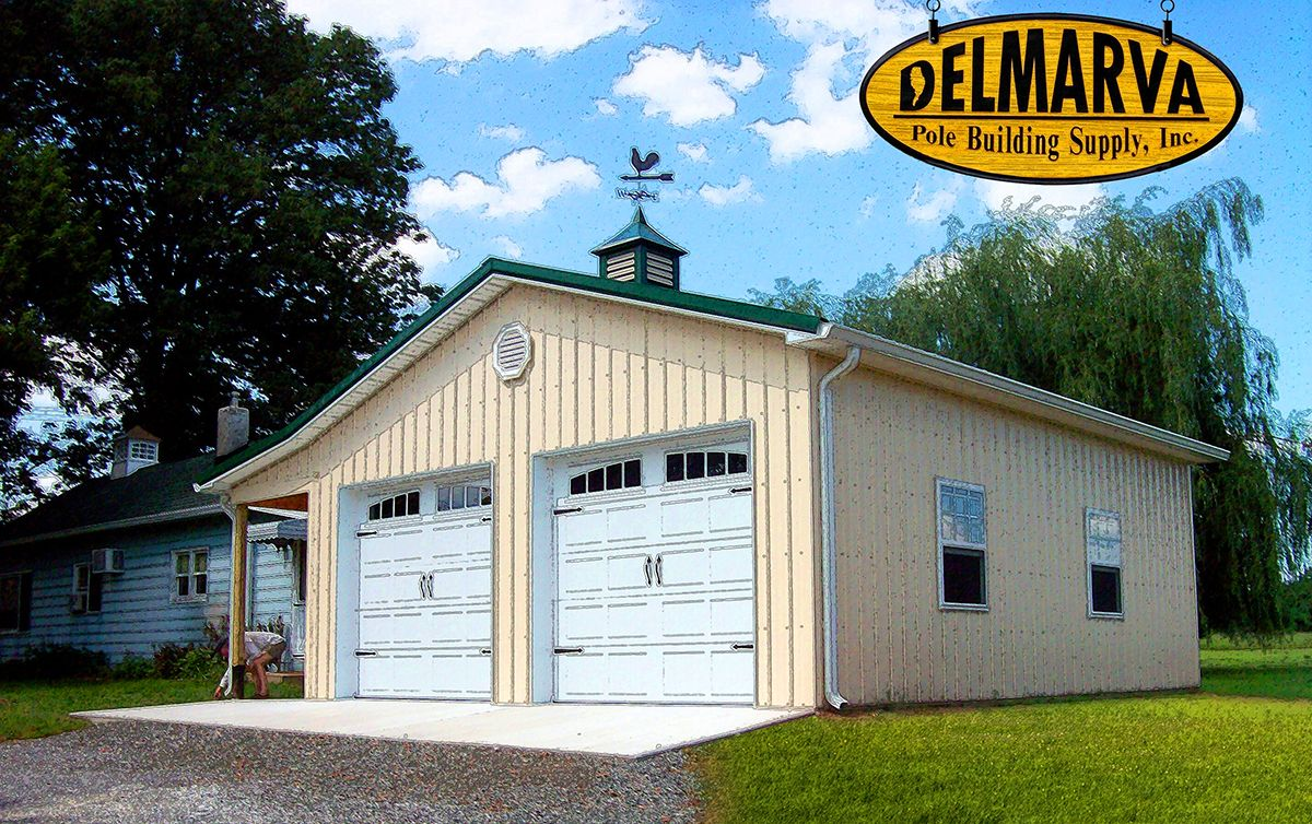 Pole building joy studio design gallery best design for Residential pole barn
