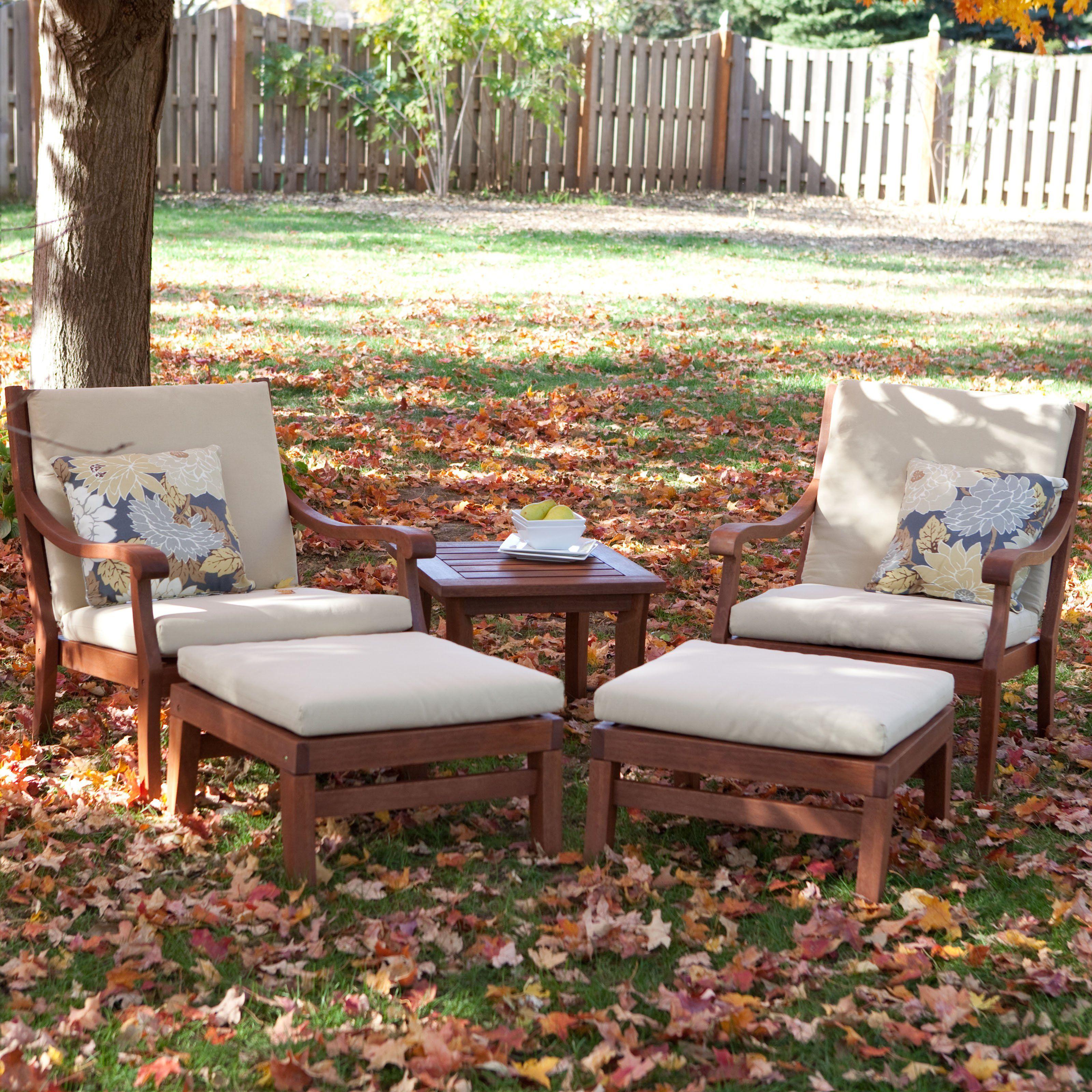 wood lounge chair patio furniture