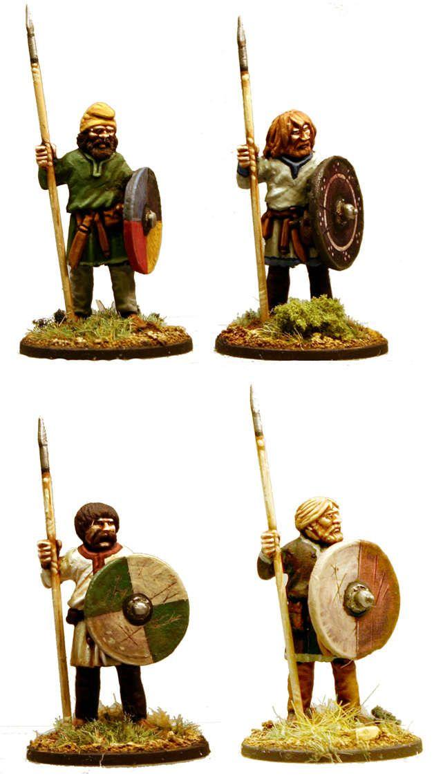 Viking Warlords 3 28mm Dark Ages WARLORD GAMES HAIL CAESAR