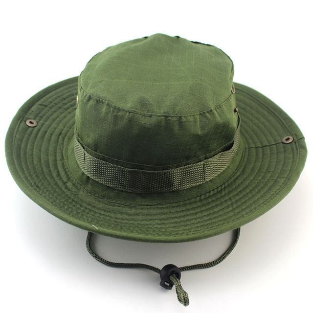 1a074b2dcb43c Tactical Airsoft Sniper Camouflage Boonie Hats Nepalese Cap Military Hats  Army Mens American Military Sunscreen Sombrero Tag a friend who would love  this!