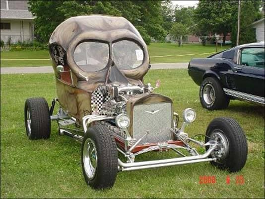 50 Hot Rods Not Afraid To Be Different | Different strange hot rods