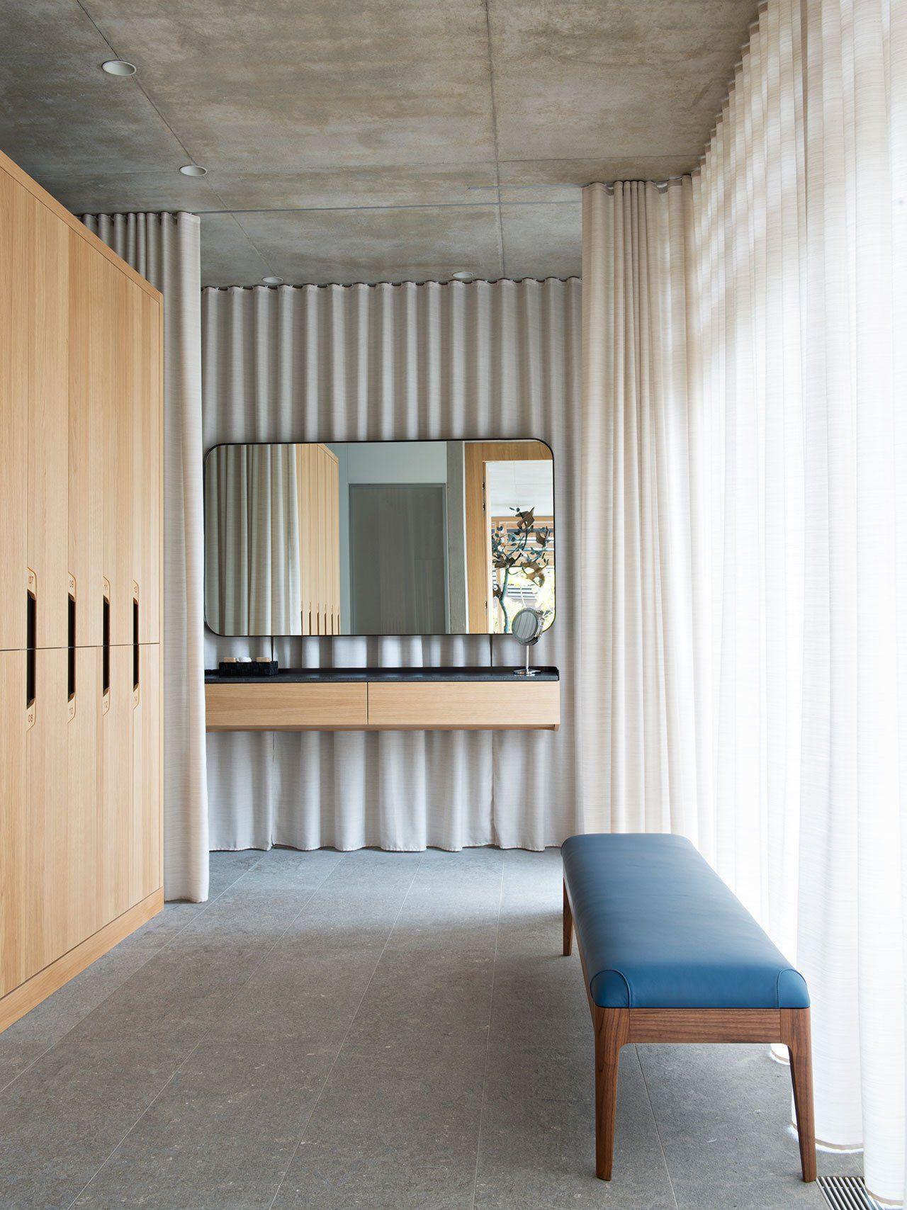 At Home In Alsace Hotel Des Berges Spa Des Saules Designed By Jouin Manku Yatzer Interior Design News Hotels Design Furniture Design