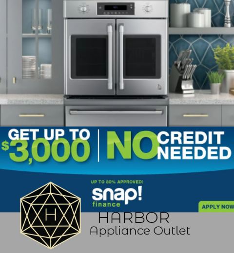 Get Approved Through Snap Finance For Up To 3000 Cool Things To Buy Home Appliances Finance