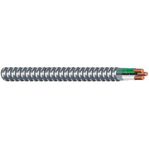 Metal Clad Cable 12 2 Gauge X 100 Coil By Southwire Company 65 99 Pre Installed Conductors Within An Overall Protective Metallic In Metal Home Depot Cable