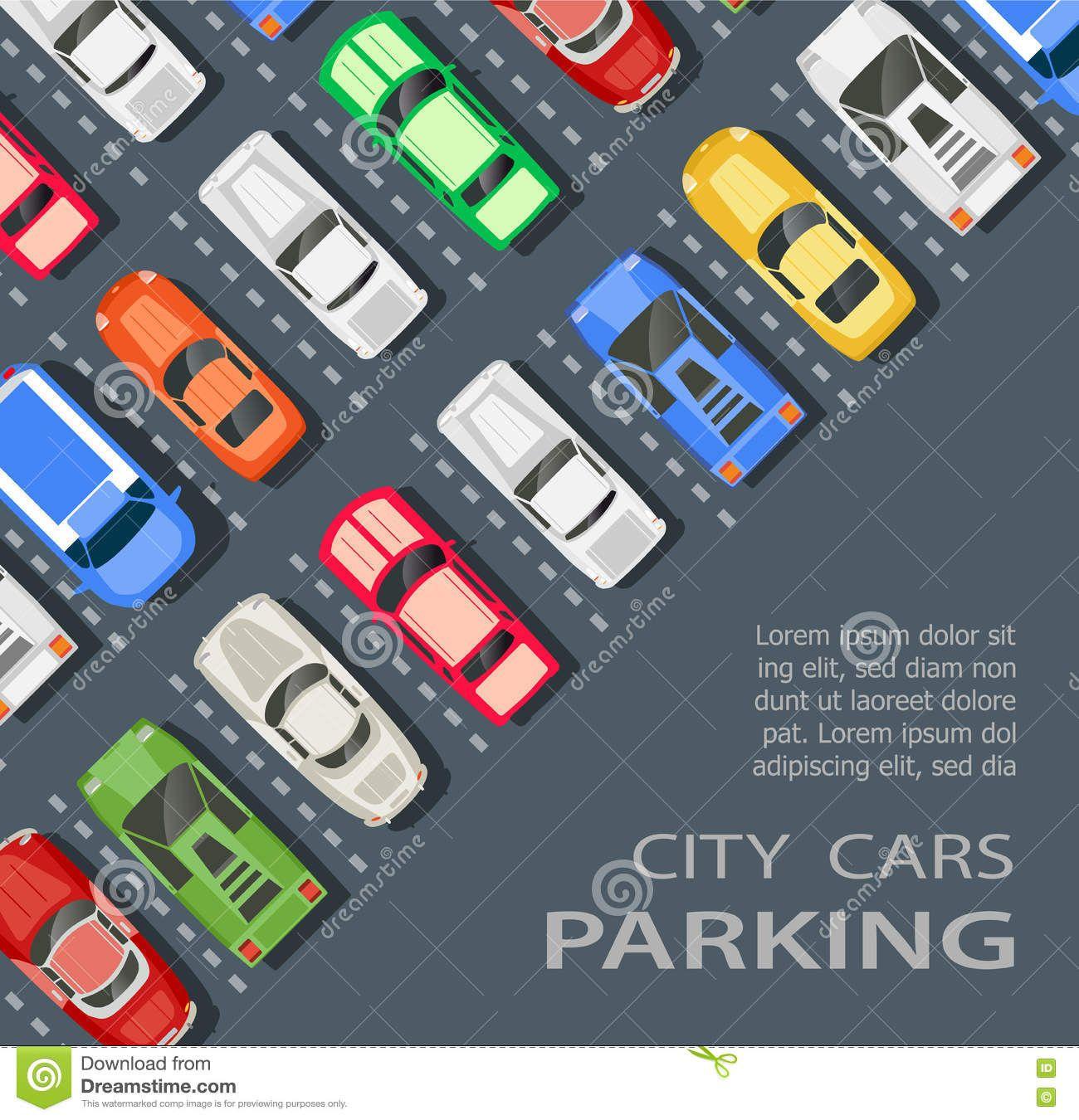 Business team cartoon characters cartoon vector cartoondealer com - Download Top View City Parking Cartoon Vector Via Cartoondealer Top View City Parking Lot Set