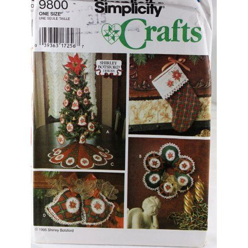 Amazon.com: McCalls 3773 Christmas Decorating Sewing Pattern, Chair Covers, Table Runner, Mantel Cloth, Decorative Screen: Arts, Crafts & Sewing