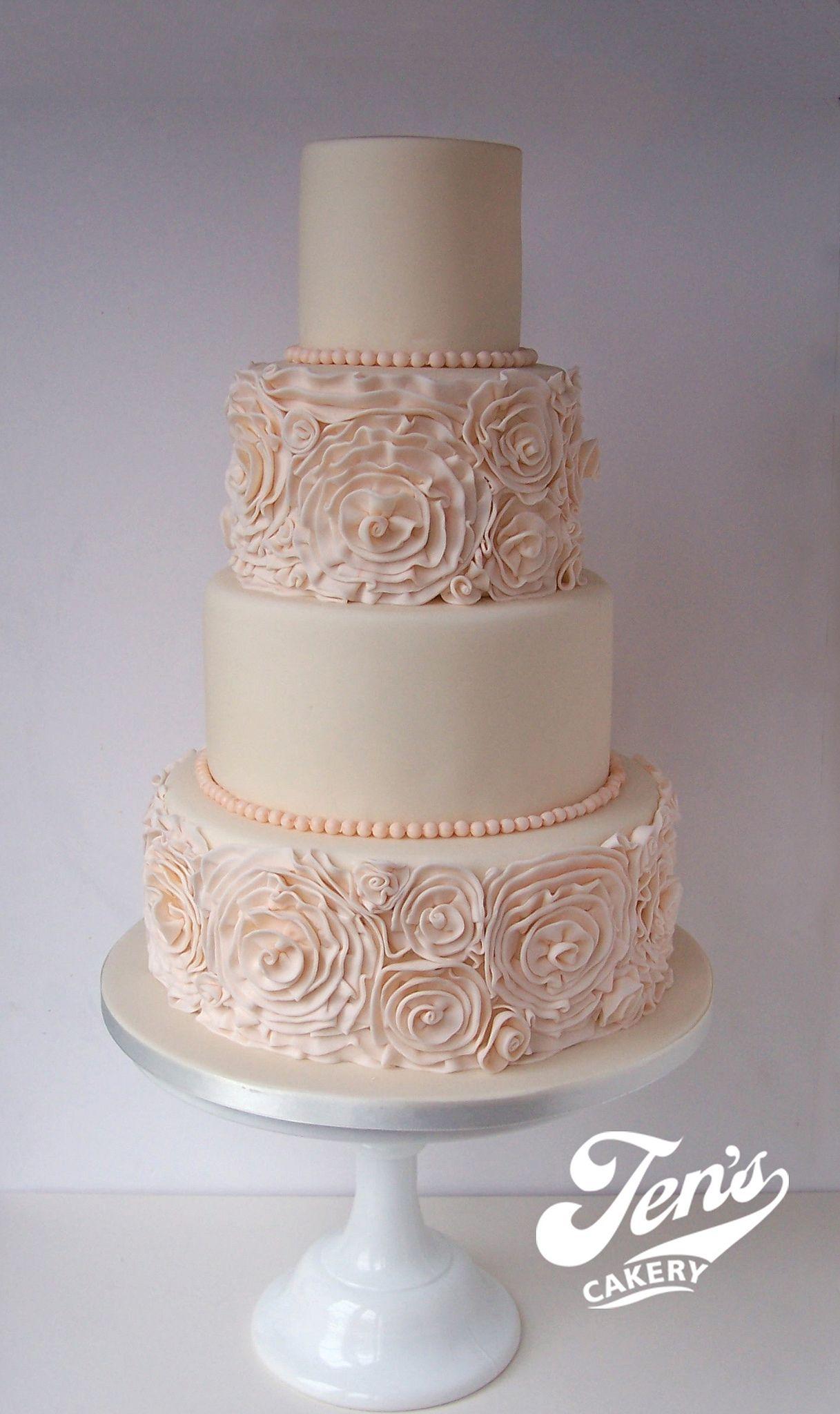 Peaches peach and cake