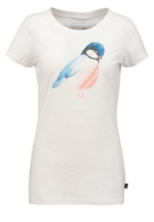 Se Forvert IFEN Tshirts print white ved Zalando