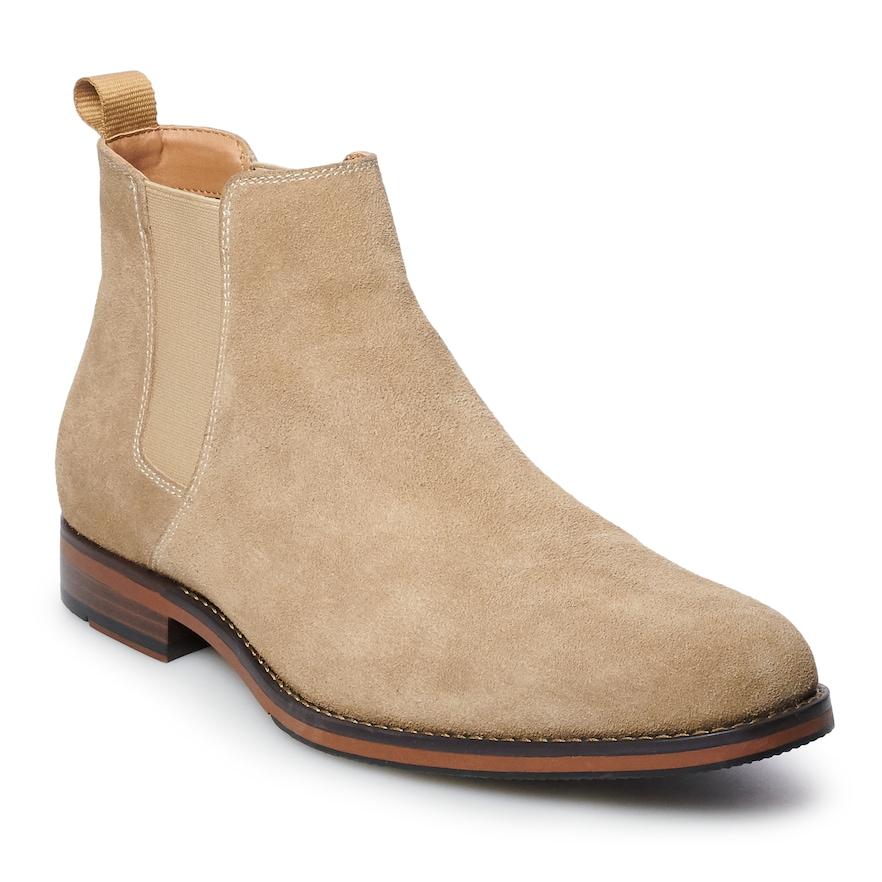 Suede Chelsea Boots | Chelsea boots men