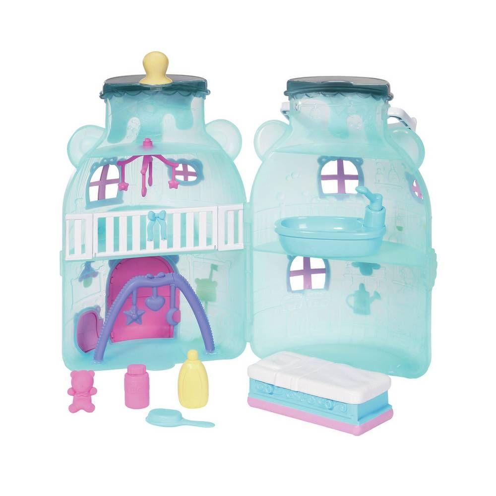 Buy BABY born Surprise Baby Bottle House Dolls Baby