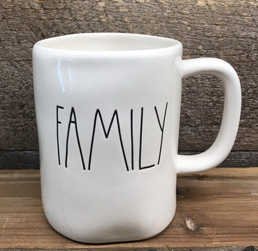 New Rae Dunn By Magenta Family Mug Rae Dunn Coffee Canister Dunn