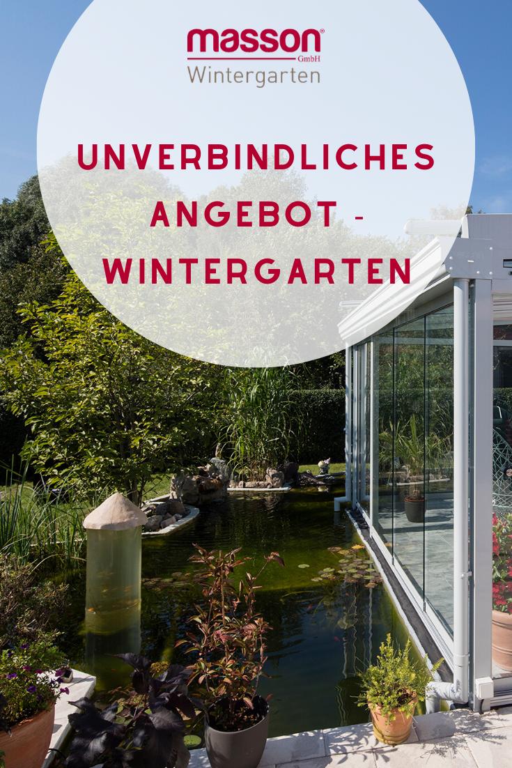 Jetzt Unverbindliches Angebot Sichern Und Wintergarten Oder
