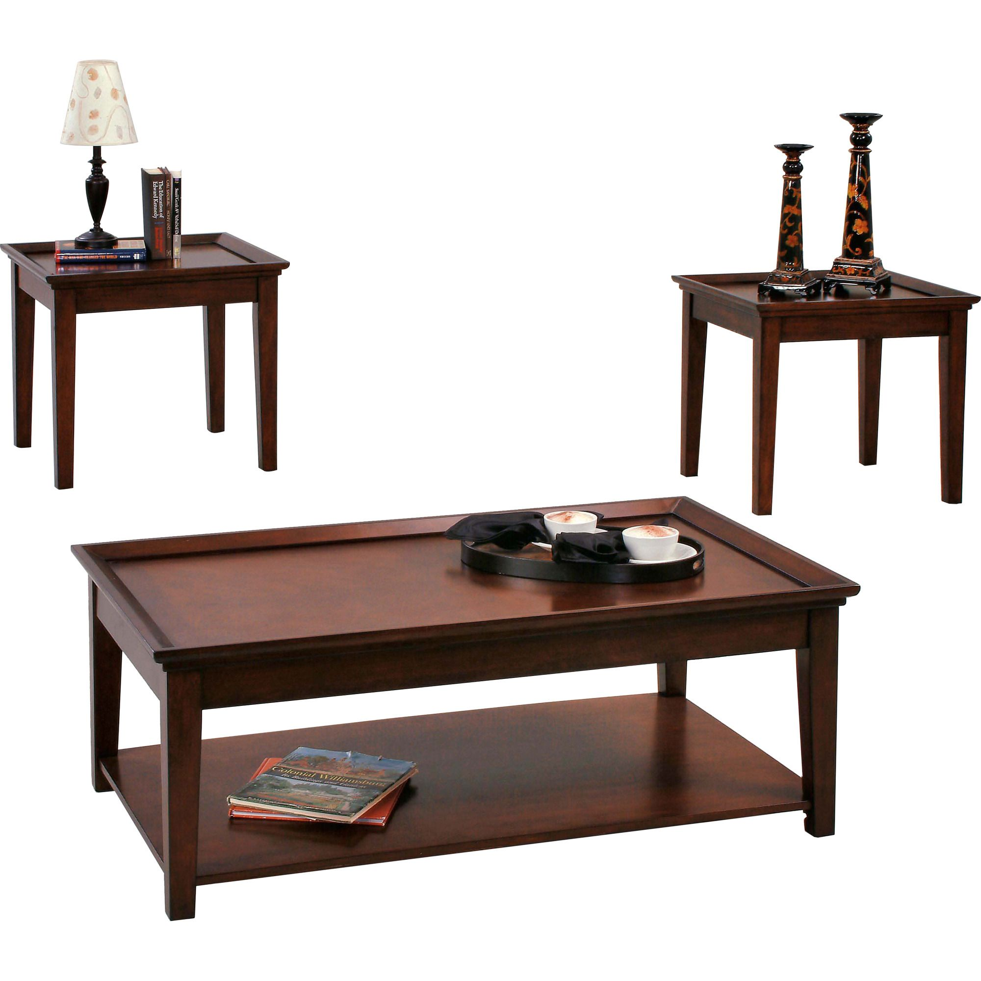 Encore 3 Piece Coffee Table Set In Brown By Progressive Furniture Home Gallery Stores Progressive Furniture Coffee Table 3 Piece Coffee Table Set [ 2000 x 2000 Pixel ]