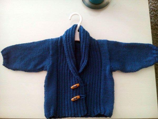 3ffcbb96f82 Παιδική ζακέτα της Φ. Σεμινάριο Πλέξιμο με Βελόνες Β΄Κύκλος | our ...