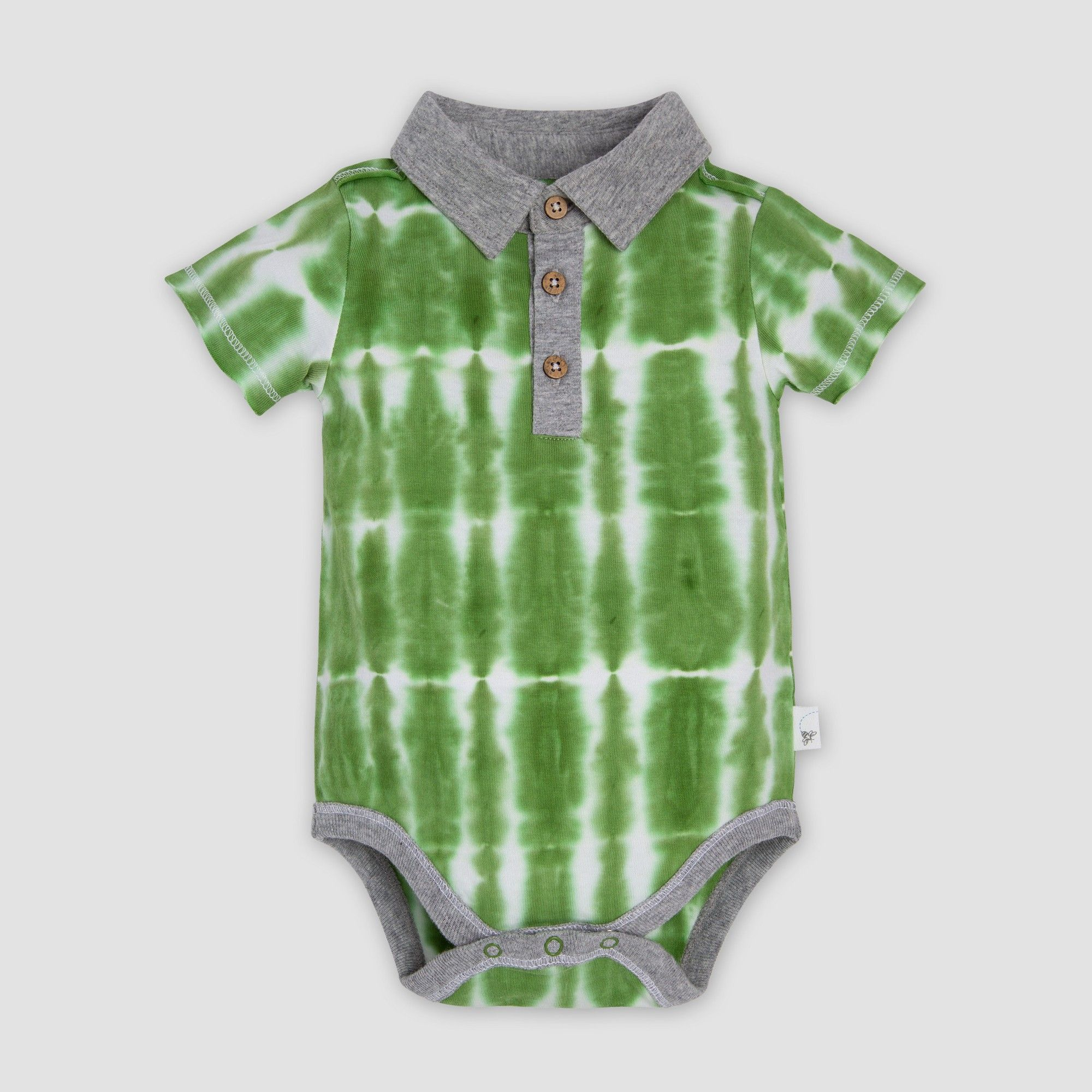 Tie Dye Baby Boy Girl 100/% Cotton Body Suit Shower Gift Unique PJs Black Grey