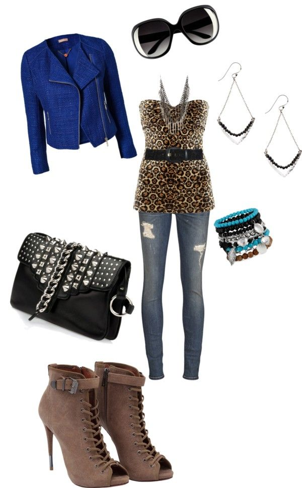 """Untitled #114"" by lizpijah on Polyvore"