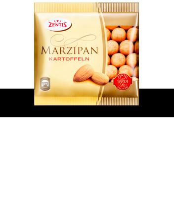 -in USA- Zentis Marzipan Kartoffeln - 100 g