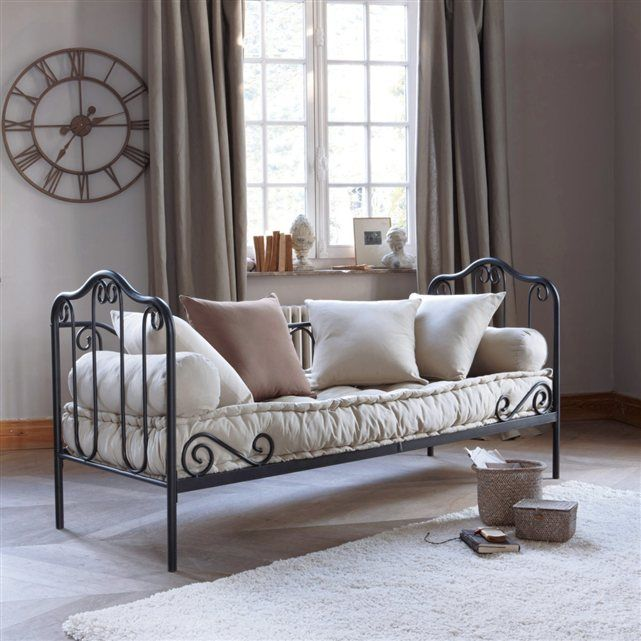 ensemble matelas et coussins trianon la redoute interieurs d co pinterest trianon la. Black Bedroom Furniture Sets. Home Design Ideas