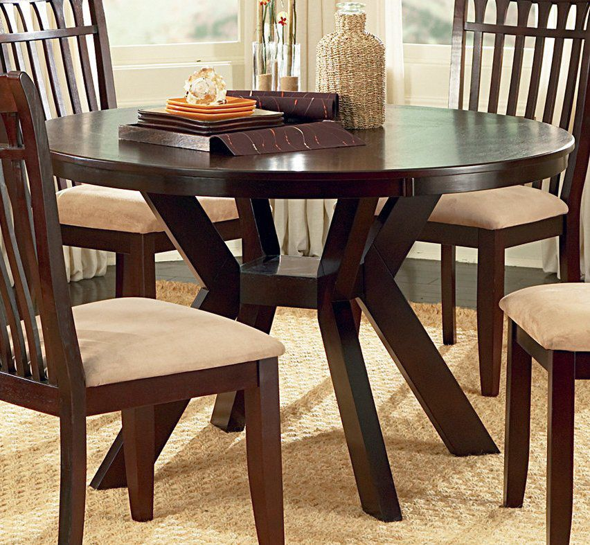 Nice 48 Inch Round Dining Table Set , Luxury 48 Inch Round Dining Table Set  77