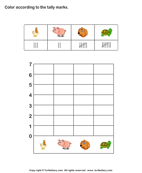 Download and print Turtle Diary's Create Bar Graph ...