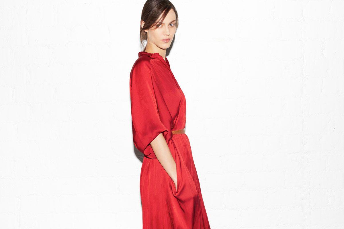 Zaralookbook woman abril vestidos pinterest zara women