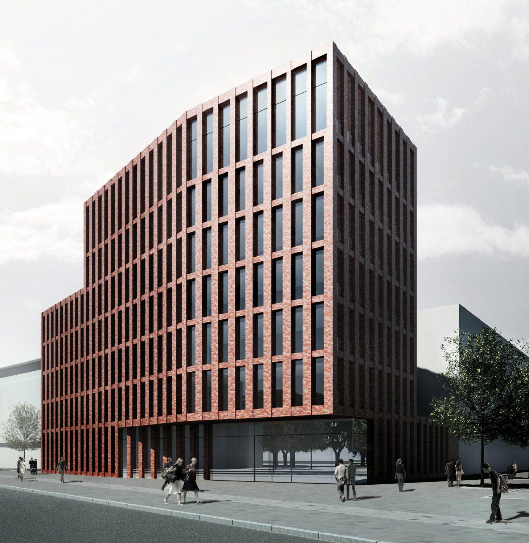 Wohnen am Klagesmarkt Wettbewerb in Hannover entschieden