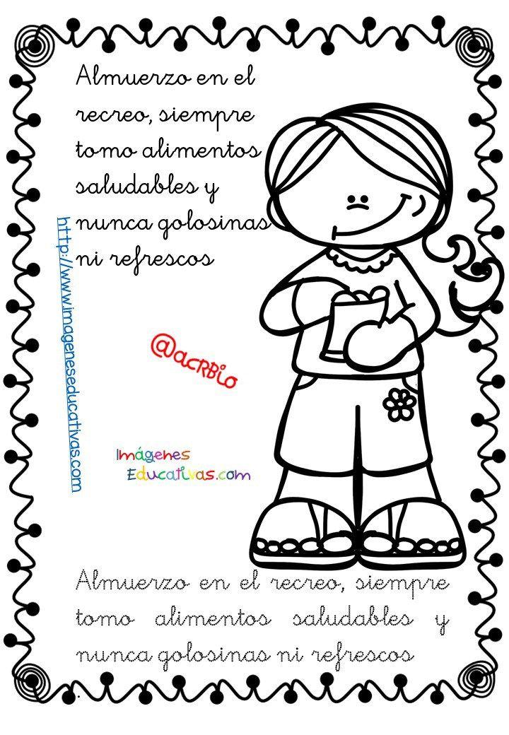 Rutinas libro para colorear y aprender (9) | Melonheads | Pinterest ...