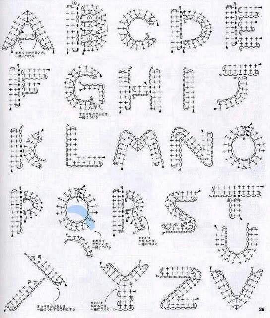 alfabet | Abecedario | Pinterest | Abecedario, Alfabeto y Caligrafía
