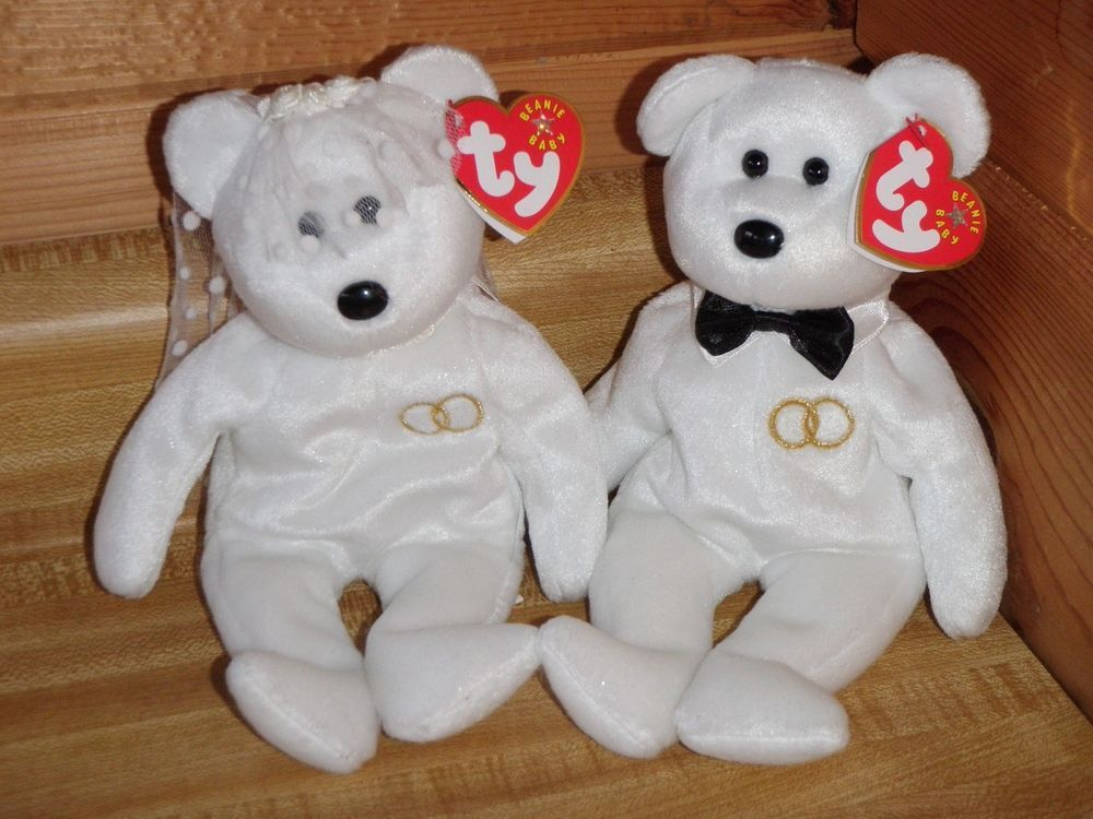 51827f1eac6 Set of 2 NWT TY Beanie babies 6