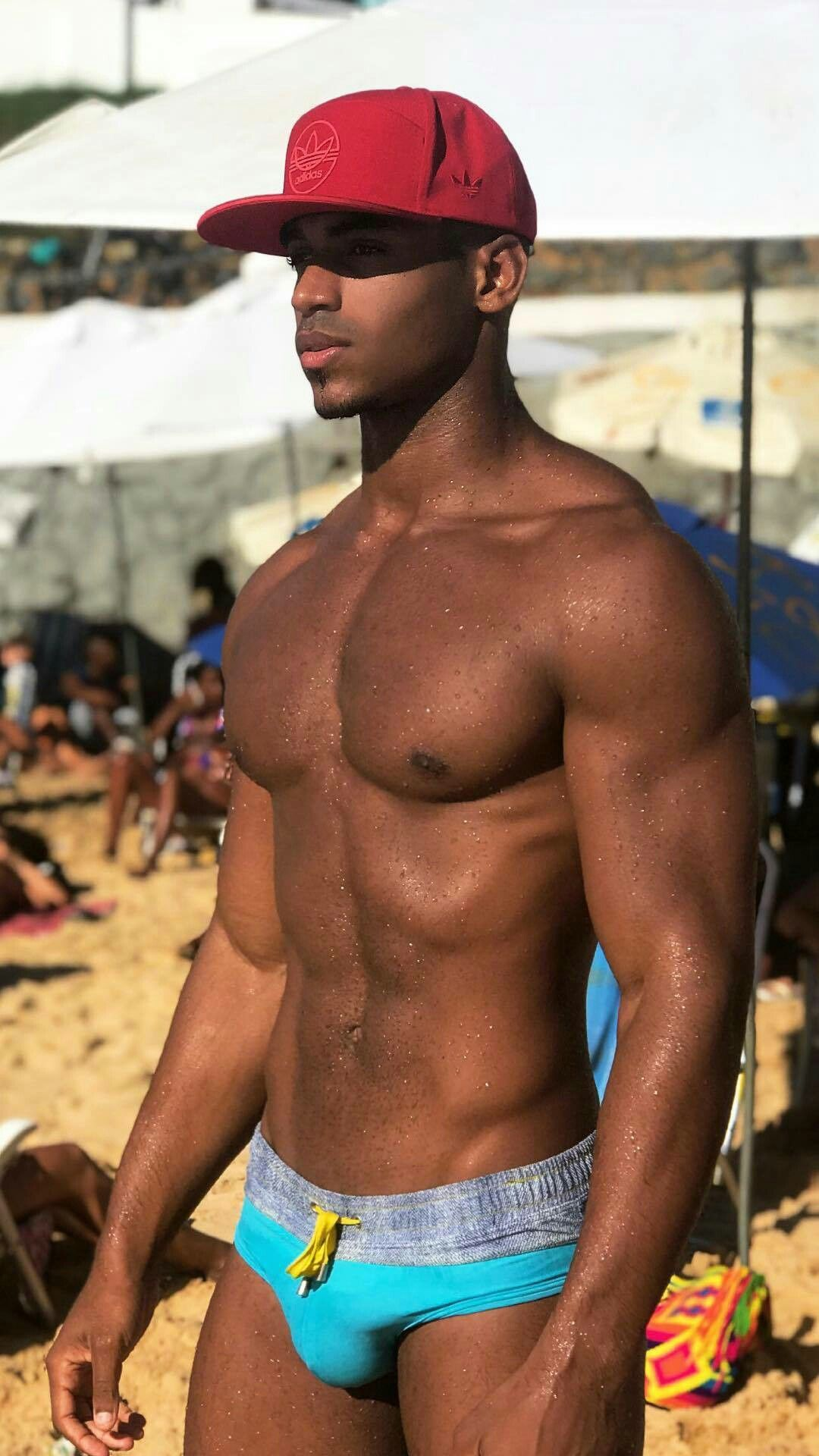 Hot sexy black dudes