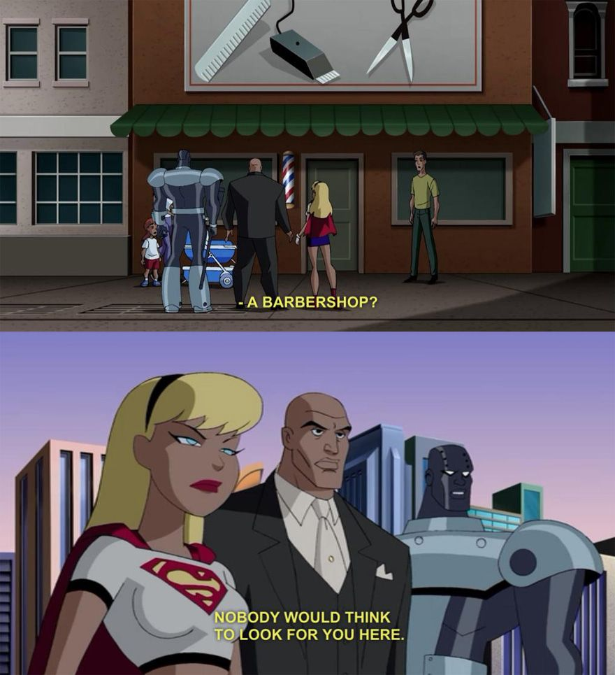 Justice League Jokes Proving Warner Bros No Jokes Rule Is A Tragedy Humor Is An Integral Part Of The Dc Universe