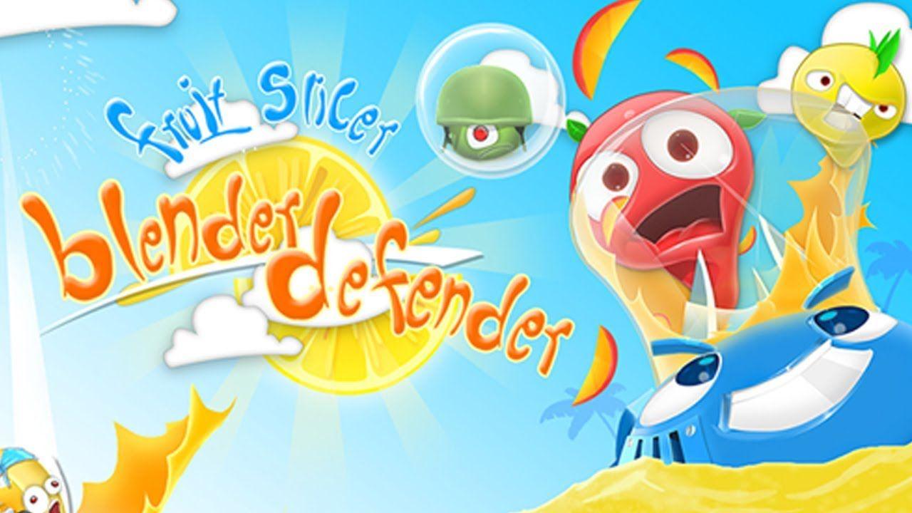 Bubble fruits game -  Blender Defender Fruit Slicer Windows Phone Game From Webelinx Mobile Development