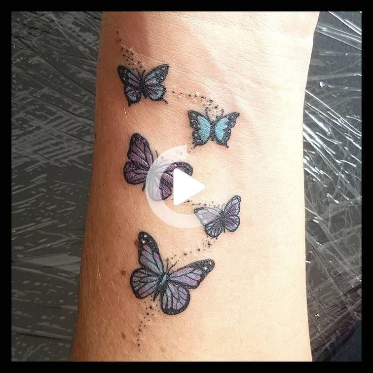 Photo of Le tatouage papillon peut-il être fait dans tous les corps du corps? – Côté … – Peut papillon