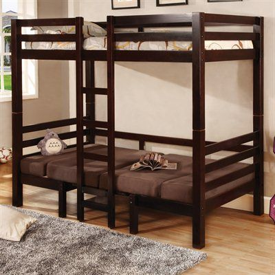 Coaster Fine Furniture Convertible Loft Bed Piper